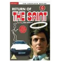 Return Of The Saint - Complete Series