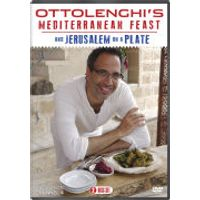 Ottolenghis Mediterranean Feast and Jerusalem on a Plate