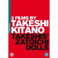 3 Films By Takeshi Kitano