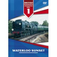 British Railways - Waterloo Sunset Colour Films 1958 - 67