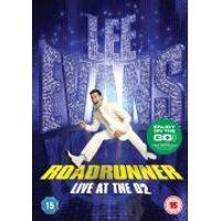 Lee Evans: Roadrunner - Live at The O2 (Includes MP3 Copy)