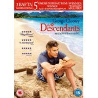 The Descendants (DVD and Digital Copy)