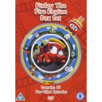 Finley the Fire Engine - Volumes 1-3