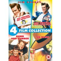 Jim Carrey Quad Collection