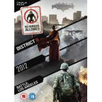District 9 / 2012 / Battle: Los Angeles