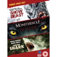 Creature Feature Collection (Snow Beast / Monsterwolf / Swamp Shark)