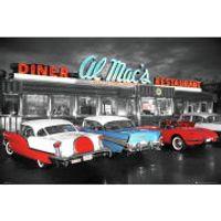 Al Macs Diner - Maxi Poster - 61 x 91.5cm