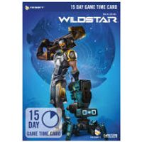 WildStar - 15 Day Game Time Card