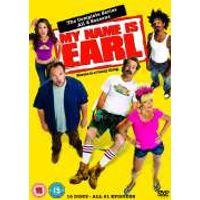 My Name Is Earl - Series 1-4 - Complete