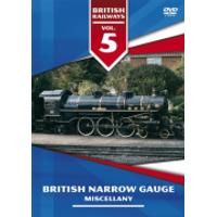British Railways - British Narrow Gauge Railways