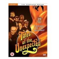 Tales Of The Unexpected - The Complete Series [19 Disc Box]