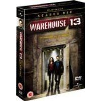 Warehouse 13: Series 1 Set