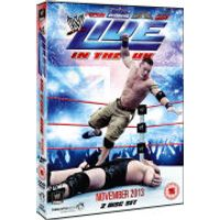 WWE: Live in the UK - November 2013