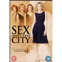 Sex & The City - Series 4 Box Set
