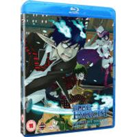 Blue Exorcist: Definitive Edition - Part 2: Episodes 13-25 (Includes OVA)