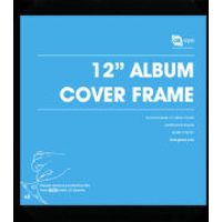 Black Frame Album - 12 x 12