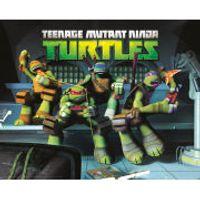 Teenage Mutant Ninja Turtles Sewer - Mini Poster - 40 x 50cm