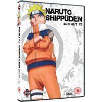 Naruto Shippuden - Box Set 15 (Episodes 180-192)