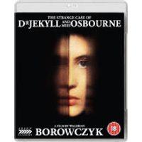 The Strange Case of Dr Jekyll and Miss Osbourne
