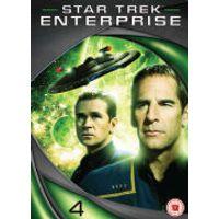 Star Trek Enterprise - Season 4 [Slims]