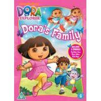 Dora The Explorer: Doras Family Triple Pack