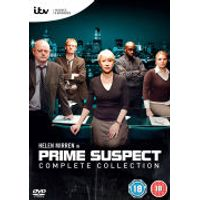 Prime Suspect - The Complete Collection
