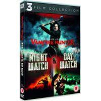 Abraham Lincoln: Vampire Hunter / Night Watch / Day Watch