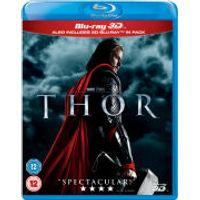 Thor 3D (Includes 2D Version)