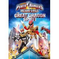 Power Rangers: Megaforce Volume 2 - The Great Dragon Spirit