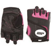 Myprotein Womens Training Gloves - Pink/Black - Small