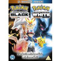 Pokemon The Movie Black: Victini and Reshiram / Pokemon The Movie White: Victini and Zekrom