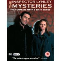 The Inspector Lynley Mysteries - Series 5 and 6