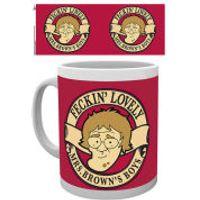 Mrs. Browns Boys Feckin Lovely Mug