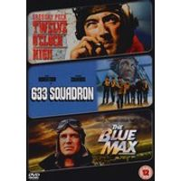 Twelve OClock High/ 633 Squadron/ The Blue Max