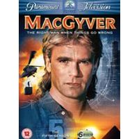 MacGyver - Series 5 - Complete