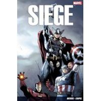 Siege Graphic Novel