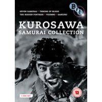 Akira Kurosawa - The Samurai Collection