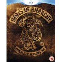 Sons Of Anarchy - Seasons 1-2 Box Set
