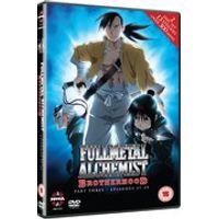 Fullmetal Alchemist Brotherhood Three (Episodes 27-39)