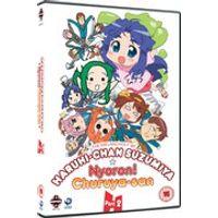 The Melancholy of Haruhi-Chan Suzumiya and Nyoron! Churuya-san Collection 2