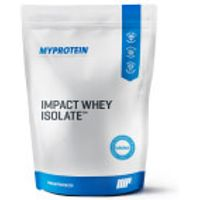 Impact Whey Isolate - Natural Strawberry - 2.5kg