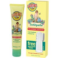 JASON Earths Best Toddler Toothpaste 45g