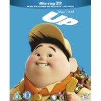 Up 3D (Includes 3D Blu-Ray and Blu-Ray Copy) - Limited Edition Artwork (O-Ring)