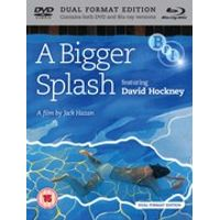 A Bigger Splash [Dual Format Edition]