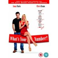 Whats Your Number (Includes Digital Copy)