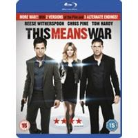 This Means War (Includes Digital Copy)