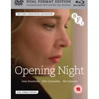 Opening Night - Dual Format Edition