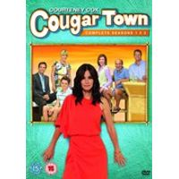 Cougar Town - Seasons 1-3