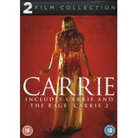 Carrie / Carrie 2: The Rage