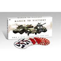 March to Victory - Collectors Box